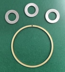 円形 プレート 鉄