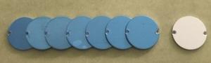 円板 アルミ 30mm