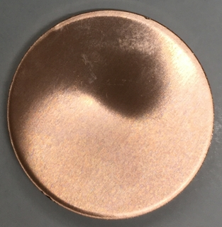 銅 円板 900mm