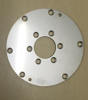 ステンレス 円板 タップ加工